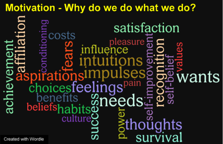 Multifaceted Motivations http://freezapnuggets.com/wordpress/?p=906